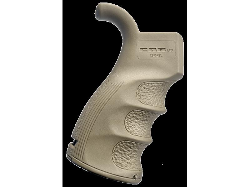Пистолетная рукоятка AR15 AG-43 песочная (Fab Defense)