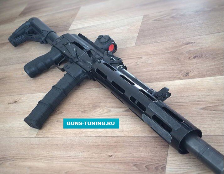 Цевье к СОК Сайга 9х19 (IS)